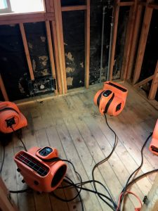 Water damage restoration Southern Maryland